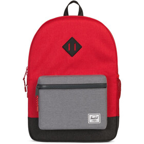 Herschel Heritage XL Rugzak Kinderen, barbados cherry/mid grey/black